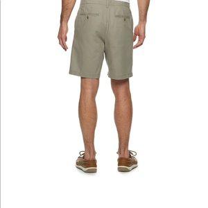croft & barrow Shorts - 3 Pair Croft & Barrow Linen Blend Shorts